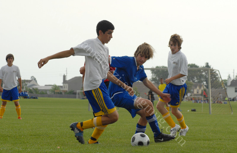 June 13 2009<br /> Challenge Cup<br /> Walker