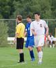 Harrison vs Carroll High School Soccer Photo #0391